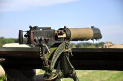 машина пушки тяжелая Стоковые Изображения RF