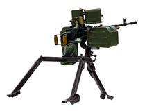 машина пушки тяжелая Стоковые Изображения