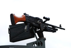 машина пушки Стоковое фото RF