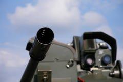 машина пушки Стоковое Изображение