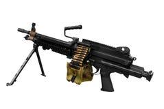 машина пушки Стоковые Изображения RF