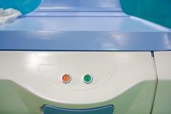 Машина развертки CAT медицинского оборудования Стоковое фото RF