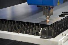 Машина резца лазера Стоковая Фотография RF