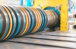 Машина резца металла Дело и промышленная концепция Стоковое Фото