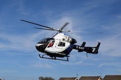 Машина скорой помощи аварийной подачи воздуха Стоковые Фотографии RF