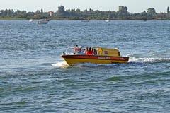 Машина скорой помощи воды Стоковое Изображение