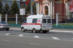 Машина скорой помощи газеля Стоковая Фотография RF