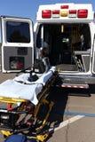 Машина скорой помощи и растяжитель Стоковые Изображения RF
