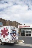 Машина скорой помощи, отделение скорой помощи Стоковая Фотография RF