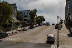 Машина скорой помощи Сан-Франциско 2 Стоковые Фотографии RF