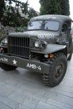 Машина скорой помощи США Стоковое Изображение