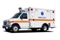 машина скорой помощи Стоковое Изображение