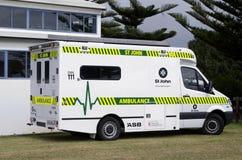 Машина скорой помощи St. John Стоковое Изображение RF