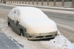 Машина снега Стоковые Фотографии RF