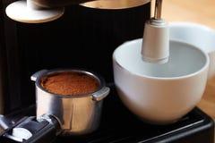 Машина создателя кофе Стоковые Фотографии RF
