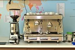 Машина создателя кофе Стоковая Фотография