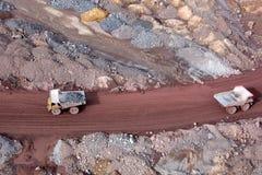 Машина с рудой Стоковые Фотографии RF