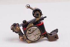 Машина татуировки (оружие). Стоковое Фото