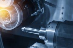 Машина точильщиков инструмента CNC Стоковое Изображение RF