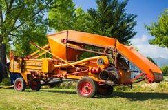 машина фермы историческая Стоковые Фотографии RF
