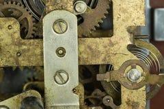 Машина часов Стоковое Фото
