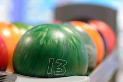 Шарик боулинга Стоковая Фотография RF