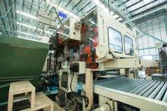 Машина штамповачного станка Стоковая Фотография