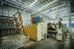 Машина штамповачного станка Стоковое Изображение RF