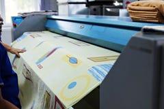 Машина для очищать и утюжить белья стоковые изображения rf