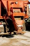 Машина для распространяя дорог песка Стоковые Фото