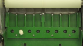 Машина для того чтобы сделать типичные домодельные макаронные изделия акции видеоматериалы