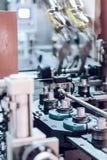 Машина для дуть пластичные бутылки ЛЮБИМЧИКА Стоковые Фотографии RF