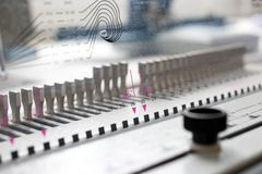 Машина Bookbinding Оборудование и машины печатания стоковое фото rf