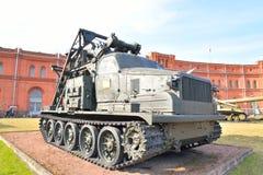 Машина BTM канавы флота Стоковая Фотография