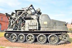Машина BTM канавы флота Стоковые Фотографии RF