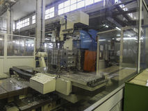 Машина CNC Стоковые Фотографии RF