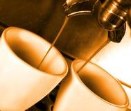 машина espresso Стоковое Изображение
