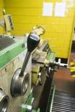 машина lathe старая Стоковые Фотографии RF