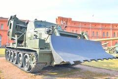 Машина MDK-2 раскопк Стоковое Изображение RF