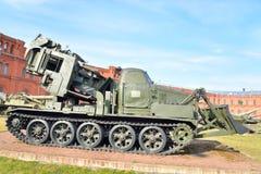 Машина MDK-2 раскопк Стоковое Изображение