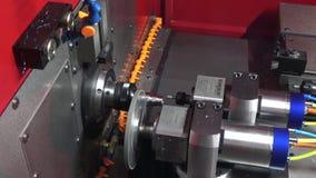 Машина Schaublin CNC высокой точности трудная поворачивая меля 202 TG Обрабатывающее оборудование металла видеоматериал