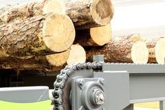 Машина Woodworking Стоковые Фотографии RF