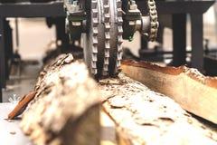 Машина Woodworking Стоковое фото RF