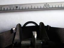 машинка крупного плана старая Стоковое фото RF