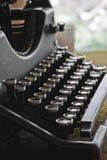 машинка antique Стоковое фото RF