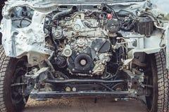 Машинная часть автомобиля Стоковое Изображение RF