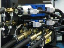 машинное оборудование детали Стоковая Фотография RF