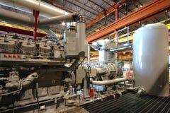 машинное оборудование Стоковые Фотографии RF