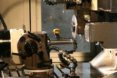 машинное оборудование Стоковое Фото