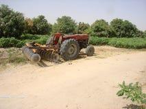 Машинное оборудование сельского хозяйства Стоковые Изображения RF